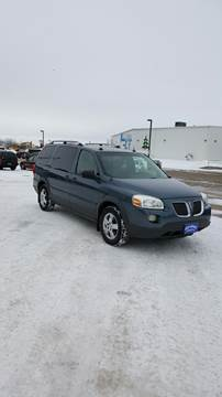 2005 Pontiac Montana SV6 for sale in Devils Lake, ND