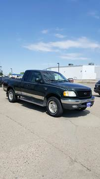 2001 Ford F-150 for sale at Select Auto Sales in Devils Lake ND