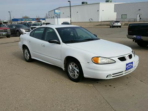 2003 Pontiac Grand Am for sale in Devils Lake, ND