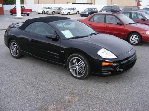 2003 Mitsubishi Eclipse Spyder for sale in Mcdonough, GA
