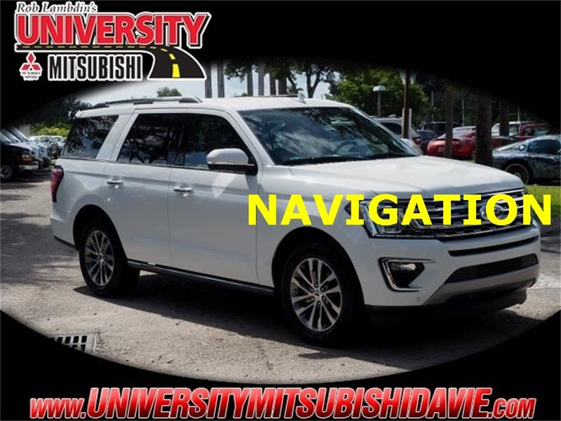 Ford Expedition Diesel >> 2018 Ford Expedition 4x2 Limited 4dr Suv In Davie Fl Florida