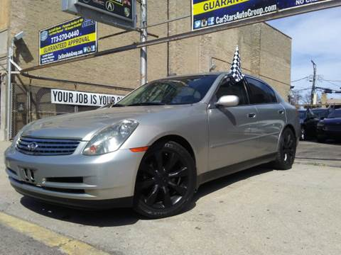 Bronx Car Dealers >> 2005 Infiniti G35X For Sale - Carsforsale.com®