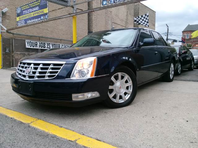 information cadillac dts buy