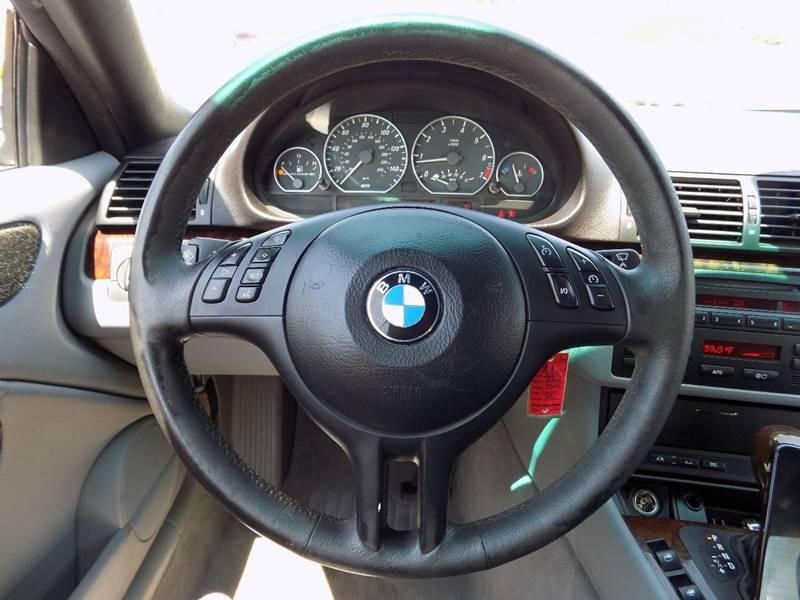 2004 BMW 3 Series 330Ci 2dr Convertible - Buena Park CA