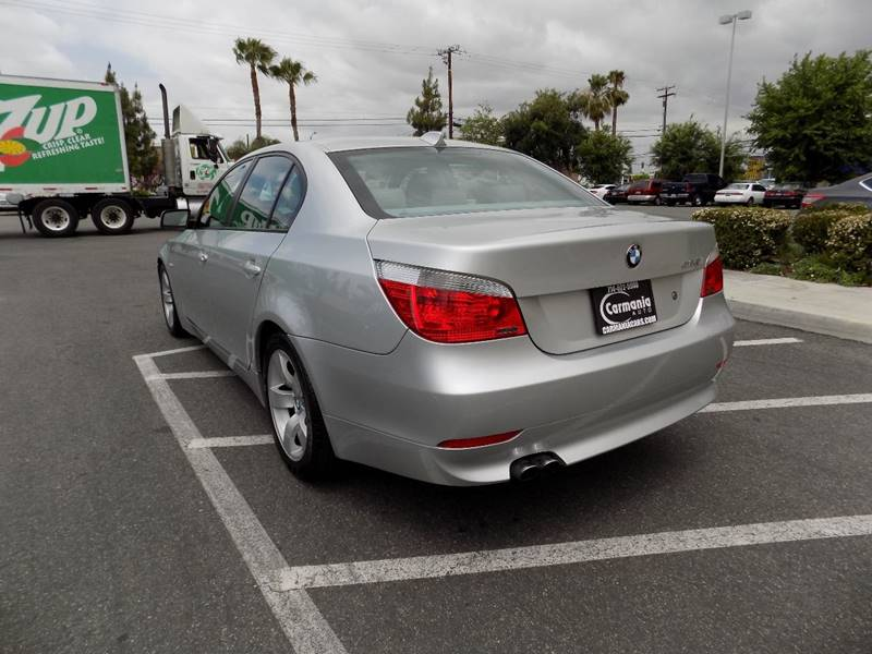 2006 BMW 5 Series 525i 4dr Sedan - Buena Park CA
