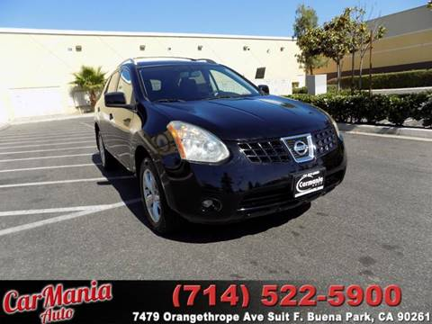 2008 Nissan Rogue for sale in Buena Park, CA