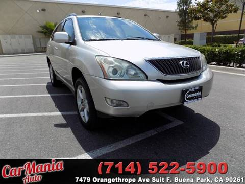 2004 Lexus RX 330 for sale in Buena Park, CA