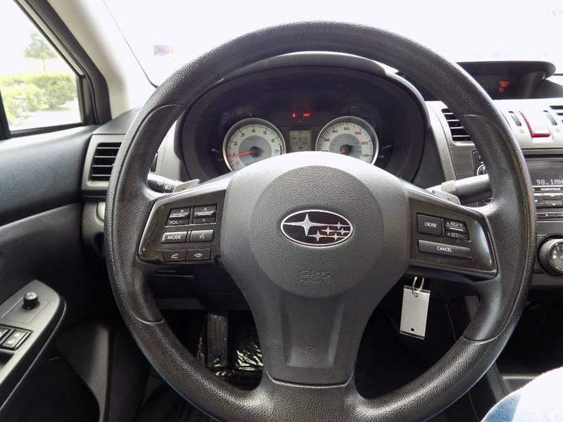 2012 Subaru Impreza AWD 2.0i Premium 4dr Sedan CVT - Buena Park CA