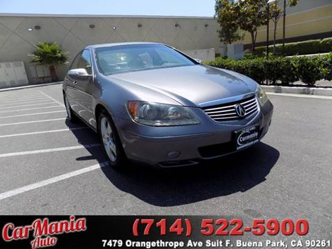 2007 Acura RL for sale in Buena Park, CA