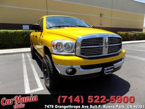 2007 Dodge Ram Pickup 1500 for sale in Buena Park, CA