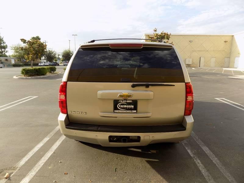 2007 Chevrolet Tahoe LTZ 4dr SUV - Buena Park CA