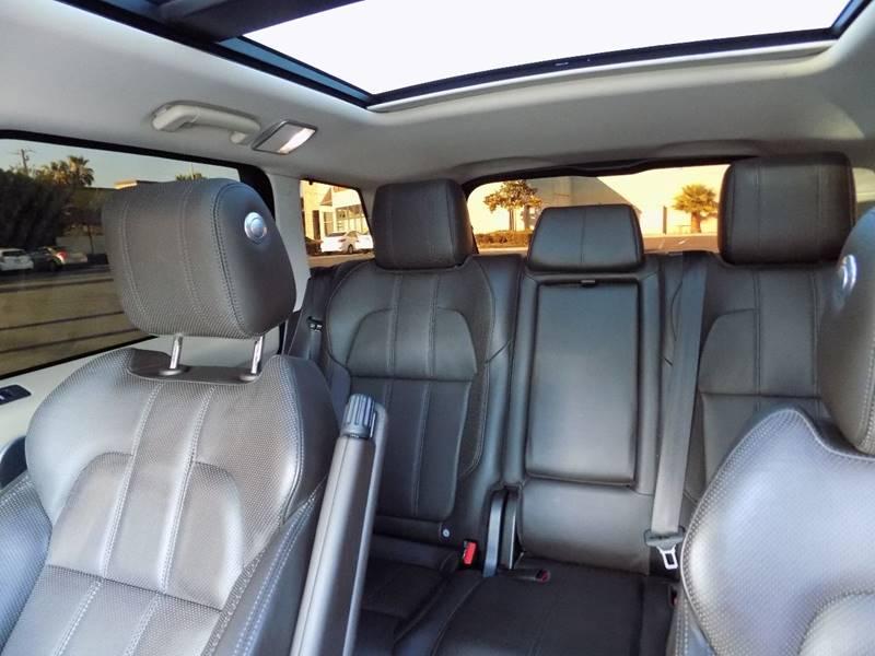 2014 Land Rover Range Rover Sport 4x4 HSE 4dr SUV - Buena Park CA