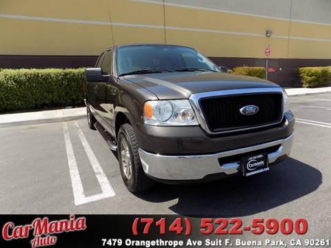 2007 Ford F-150 for sale in Buena Park, CA
