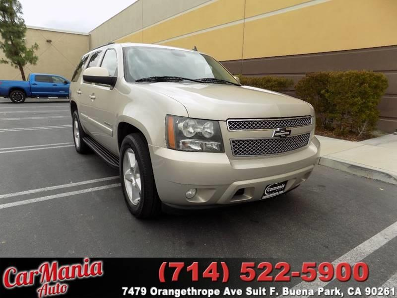 2007 Chevrolet Tahoe LT 4dr SUV 4WD - Buena Park CA