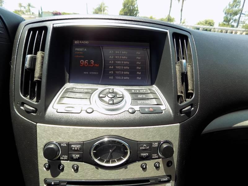 2007 Infiniti G35 AWD x 4dr Sedan - Buena Park CA