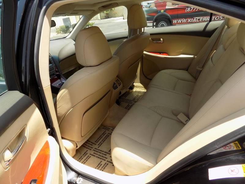 2008 Lexus ES 350 4dr Sedan - Buena Park CA