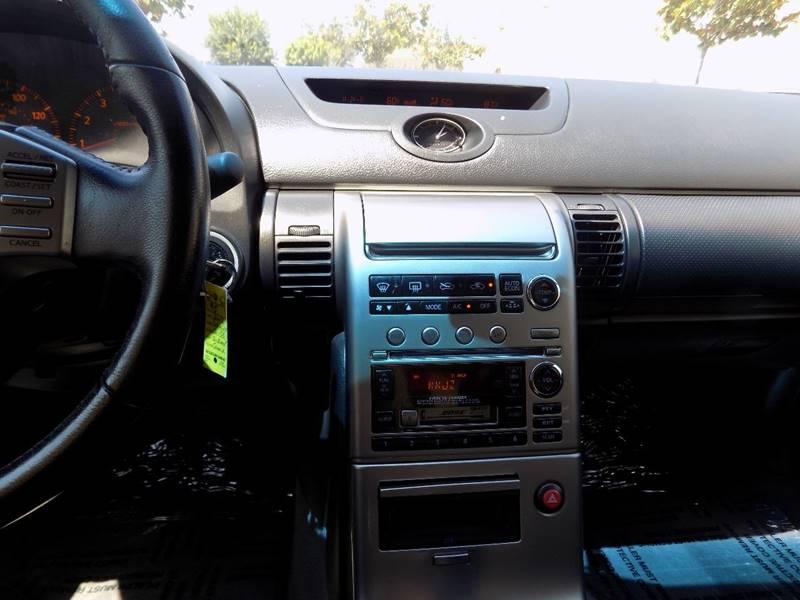 2003 Infiniti G35 2dr Coupe - Buena Park CA