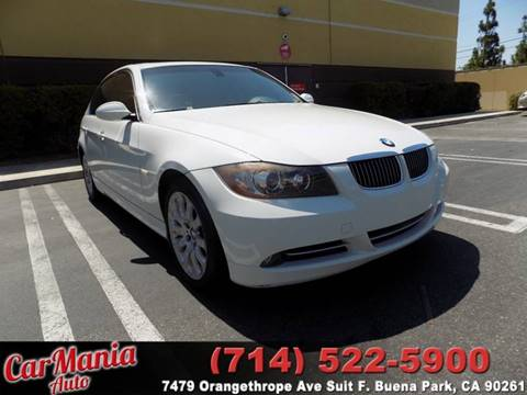 2008 BMW 3 Series for sale in Buena Park, CA