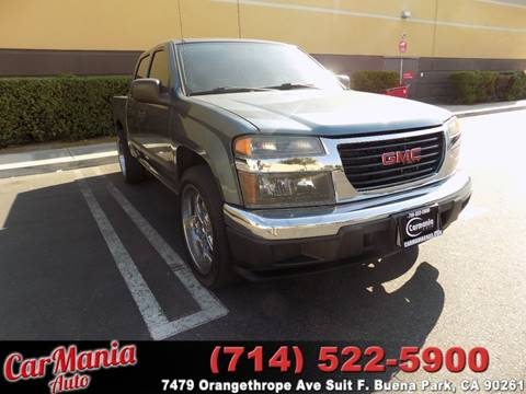 2006 GMC Canyon for sale in Buena Park, CA