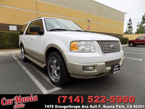 2005 Ford Expedition for sale in Buena Park, CA