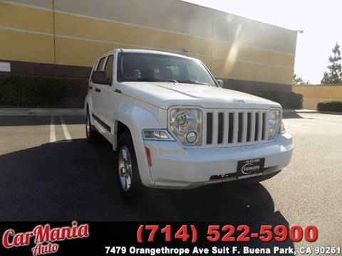 2011 Jeep Liberty for sale in Buena Park, CA