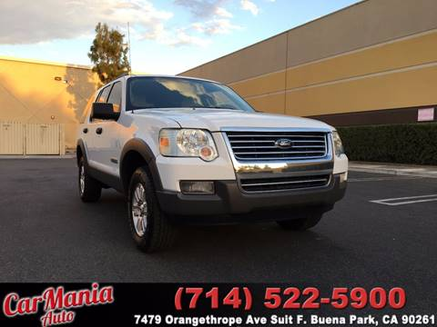 2006 Ford Explorer for sale in Buena Park, CA