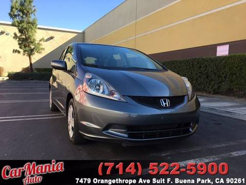 2013 Honda Fit for sale in Buena Park, CA