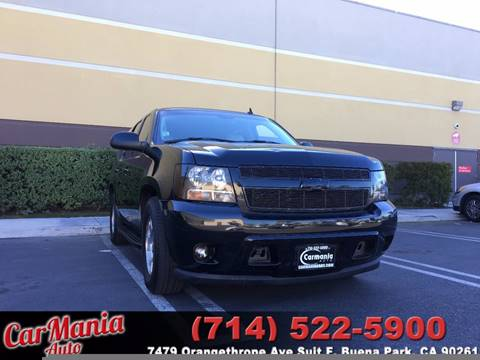 2007 Chevrolet Tahoe for sale in Buena Park, CA