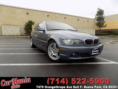 2004 BMW 3 Series for sale in Buena Park, CA