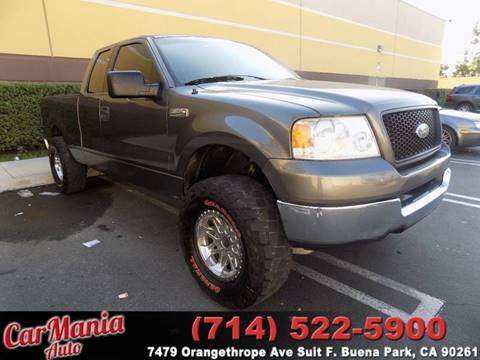 2004 Ford F-150 for sale in Buena Park, CA