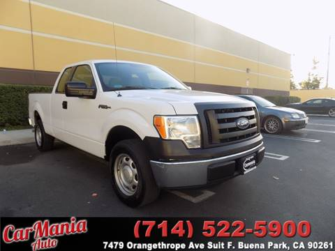 2011 Ford F-150 for sale in Buena Park, CA