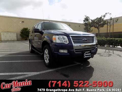 2008 Ford Explorer for sale in Buena Park, CA