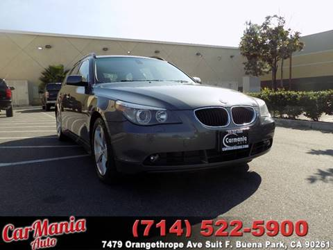 2006 BMW 5 Series for sale in Buena Park, CA