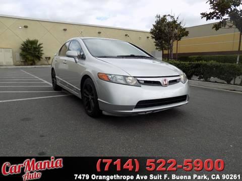 2008 Honda Civic for sale in Buena Park, CA