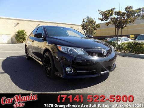 2014 Toyota Camry for sale in Buena Park, CA