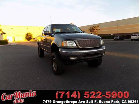 2003 Ford F-150 for sale in Buena Park, CA