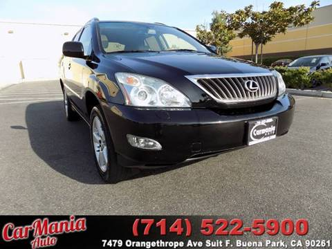 2008 Lexus RX 350 for sale in Buena Park, CA