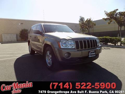 2005 Jeep Grand Cherokee for sale in Buena Park, CA