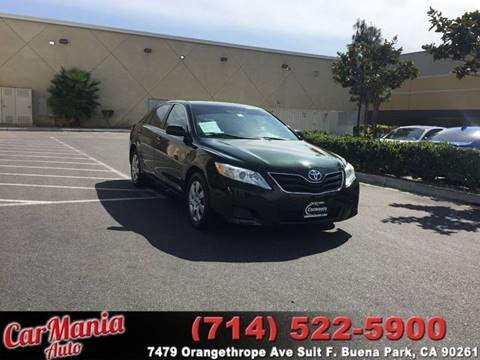 2010 Toyota Camry for sale in Buena Park, CA