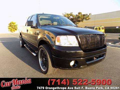 2006 Ford F-150 for sale in Buena Park, CA