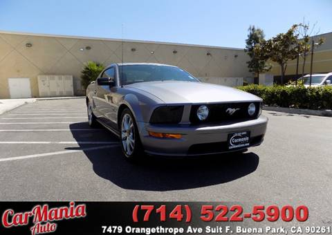 2007 Ford Mustang for sale in Buena Park, CA