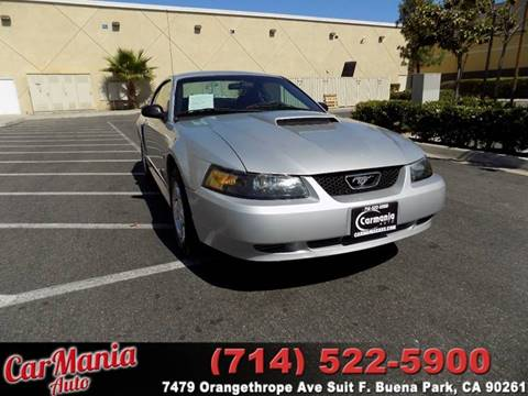 2003 Ford Mustang for sale in Buena Park, CA
