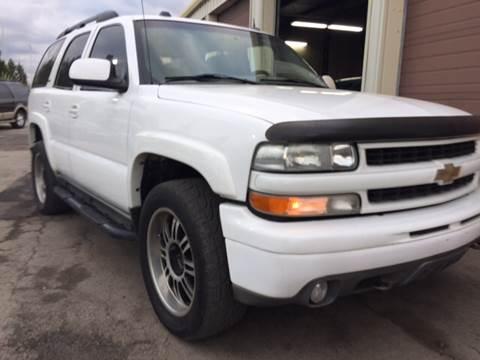 2005 Chevrolet Tahoe for sale in Hazel Crest, IL