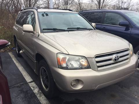 2006 Toyota Highlander for sale in Hazel Crest, IL