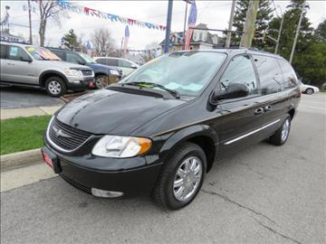 2004 Chrysler Town and Country for sale in Toledo, OH