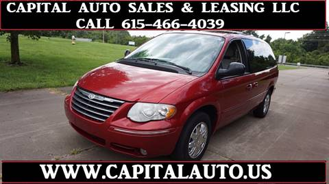 2005 Chrysler Town and Country for sale in Mt Juliet, TN