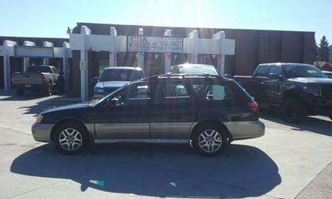 2001 Subaru Outback for sale in Post Falls, ID