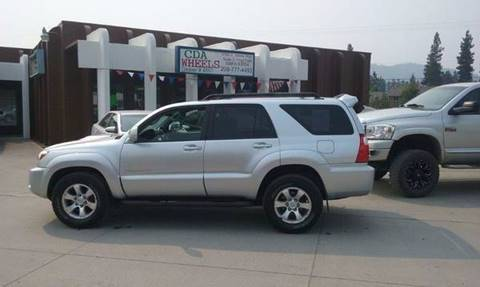 2009 Toyota 4Runner for sale in Post Falls, ID