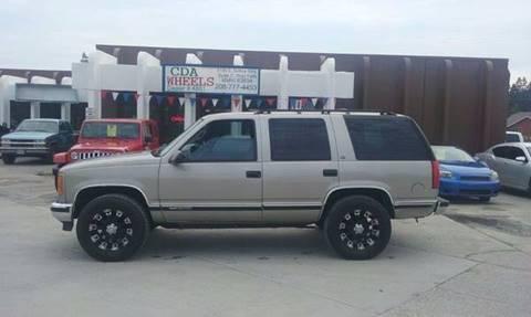 1999 GMC Yukon for sale in Post Falls, ID
