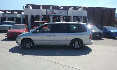 2000 Chrysler Town and Country for sale in Post Falls, ID